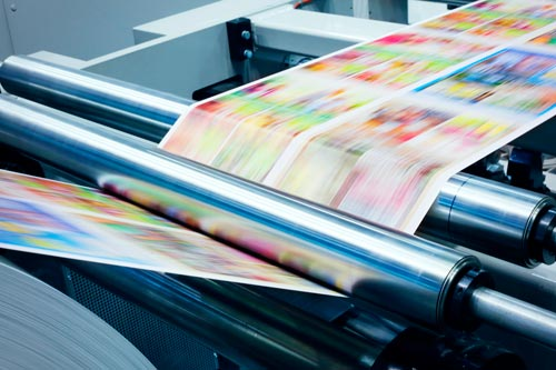 Conventional Printing Services Chicago